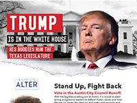 Alter - Trump mailer