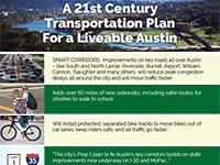 Move Austin Forward, Prop 1 mailer
