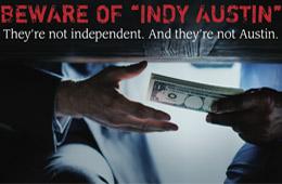 Rindy Miller Media - Steve Adler Campaign